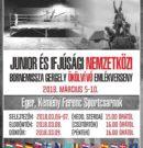 "TURNEU NDËRKOMBËTAR ""68 th.GERGEL Y BORNEMISSZA MEMORIAL"" EGER,HUNGARY 05 – 10 Mars 2018"