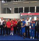 """Sukses i boksierëve Kosovar në Turneun ndërkombëtar """"Gongu i Artë""""."""