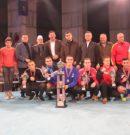 """Patriot Behrami u shpall boksieri më i mirë i turneut jubilar ndërkombëtar, """"Adem Jashari"""""""