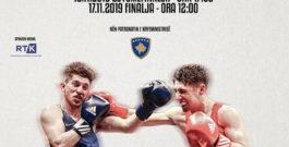 """Turneu ndërkombëtar i boksit """"Adem Jashari"""".15-18 nëntor pallati i rinisë dhe sporteve – Prishtinë"""