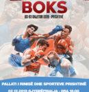 Kampionati individual i Kosovës në boks – të rinjë (Youth) U18 dhe Senior – 02-03 Dhjetor 2019