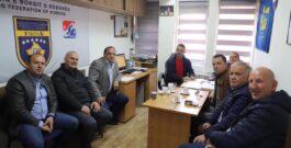 Federata e Boksit e Kosovës sot (e mërkure) ka mbajtur mbledhjen e rregullt të bordit