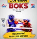 """Turneu ndërkombëtarë """"Lah Nimani"""" 18 Korrik 2020"""