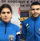 """KOSOVA ME 2 BOKSIER NË TURNEUN NDËRKOMBËTAR """"GRAND PRIX"""" ZAGREB (KROACI) 07 – 11 tetor 2020"""