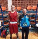 Remzo Mustafiq, siguron medalje në Kampionatin Evropian për të Rinj