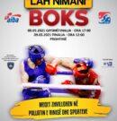 Turneu 'Lah Nimani' me 8-9 maj