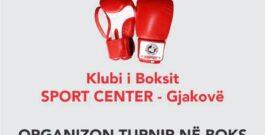 """Turneu ndërkombëtar i boksit """"14 Qershori Dita e Qlirimit të Gjakovës"""""""