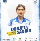 Donjeta Sadiku, boksierja që po synon t'ia kthejë namin boksit të Kosovës me pjesëmarrjen në Lojërat Olimpike Tokyo 2020.