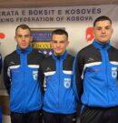Kosova me katër boksierë u nisën për në Kampionatin Evropianin U18 në Budva